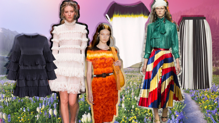 How to Shop Spring's Biggest Trends Right Now