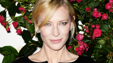 Cate Blanchett Is Just Doing Her Thing, Having Pink Hair and All | StyleCaster