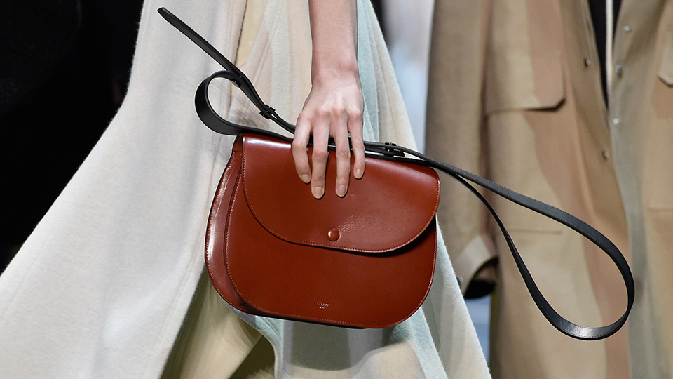 The Best Accessories from Céline's Fall 2016 Show