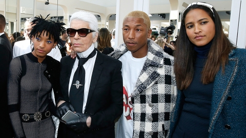 Inside Chanel's Star-Studded #FrontRowOnly Fashion Show | StyleCaster