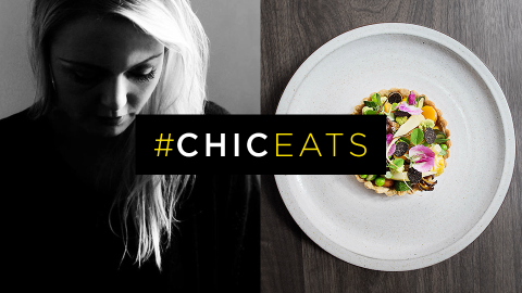 #ChicEats: Why You Need to Follow Minimalist Food Photographer Signe Birck  | StyleCaster
