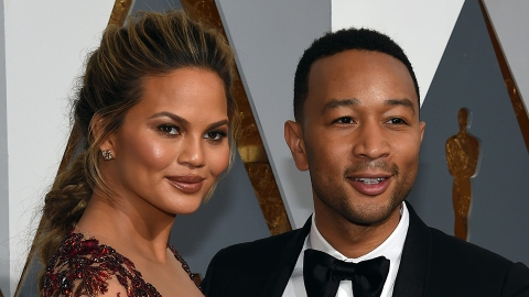 See Pics from Chrissy Teigen and John Legend's Baby Shower! | StyleCaster