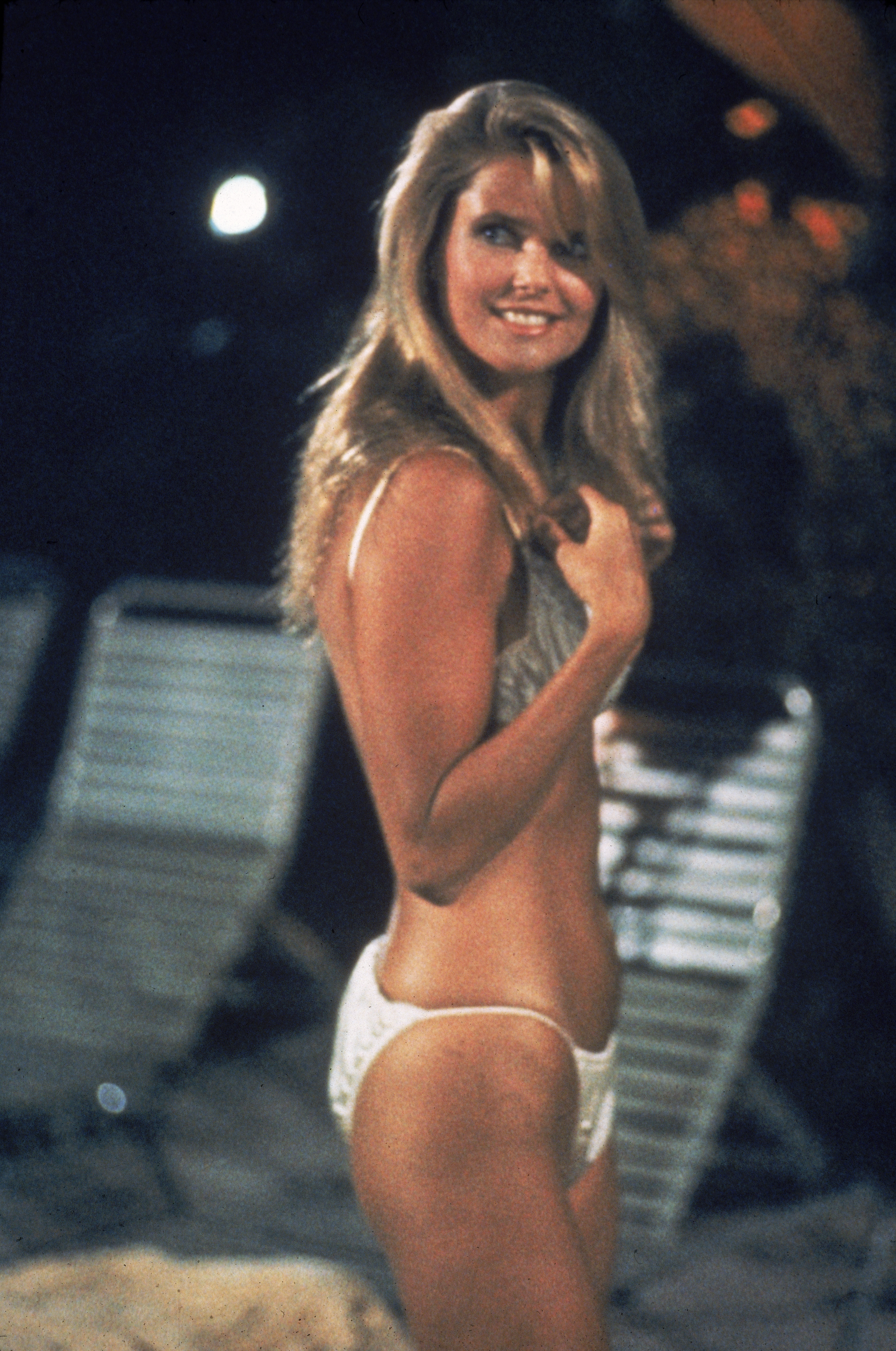 Christie Brinkley In Swimsuit From 'Vacation'