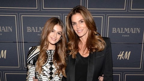 Cindy Crawford and Kaia Gerber Share the Cover of 'Vogue Paris'  | StyleCaster