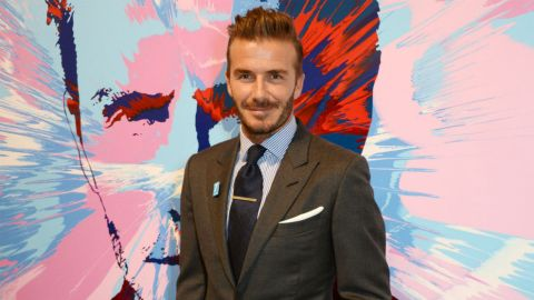 David Beckham Is Now the Proud Owner of a Huge 'La Tempête' Tattoo  | StyleCaster