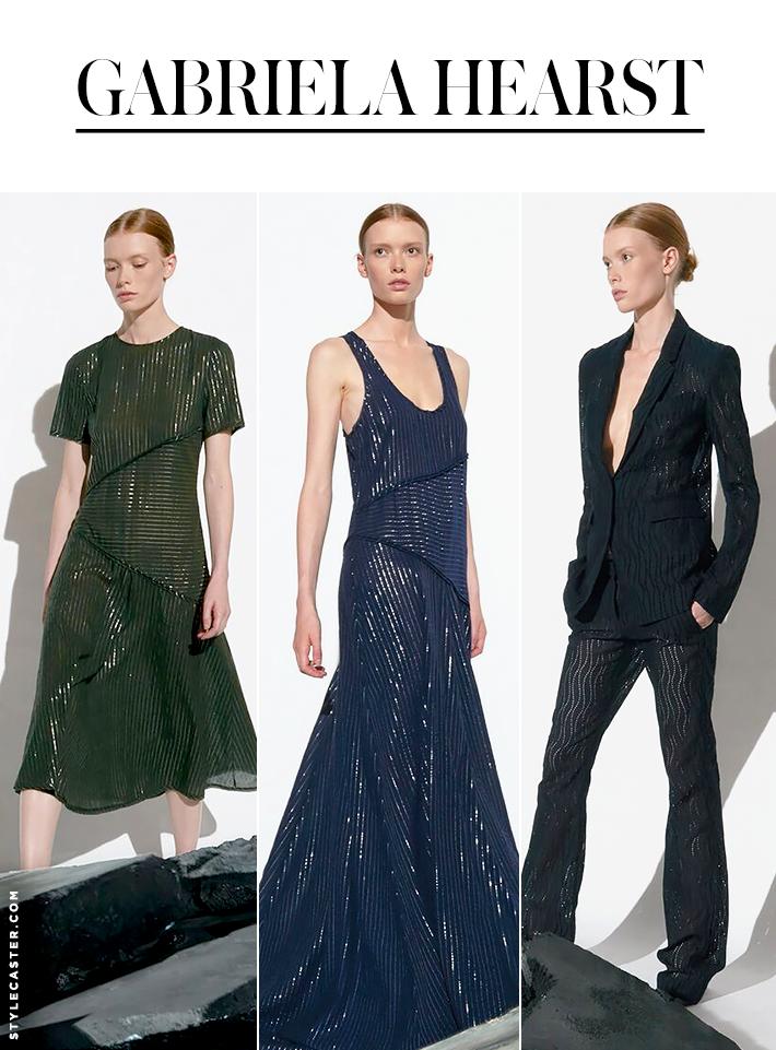 fashion designer Gabriella Hearst