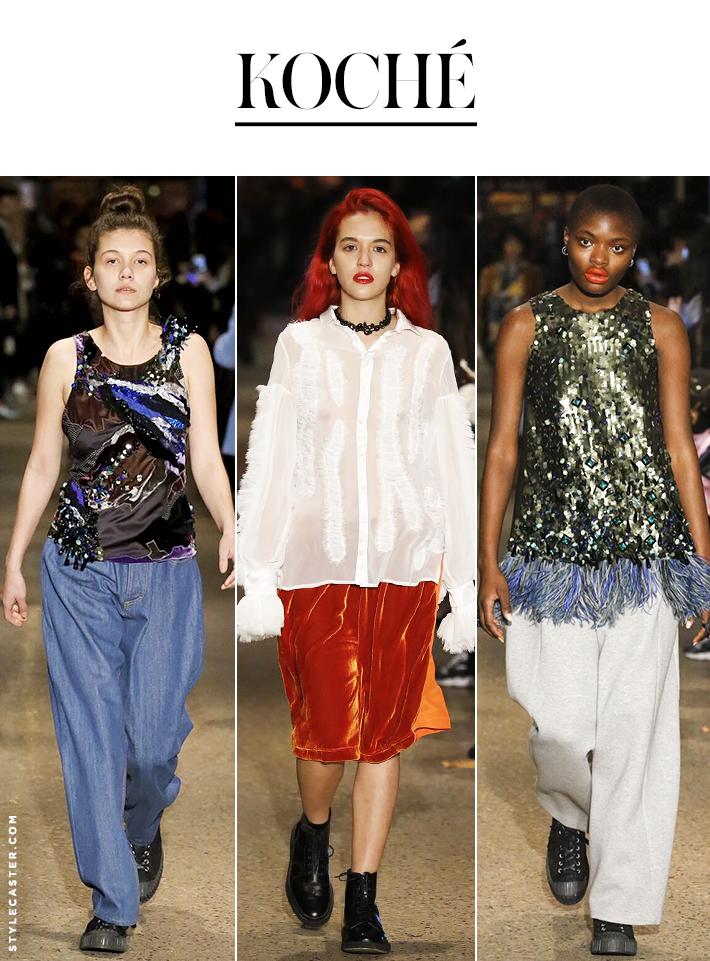 fashion designer koche