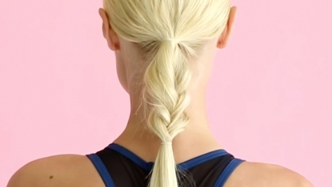 Watch How to Fake a Fishtail Braid in Less than a Minute | StyleCaster