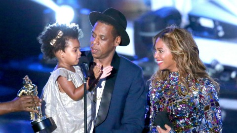 Bey, Jay, and Blue Ivy Showed Up to the White House Easter Egg Roll | StyleCaster