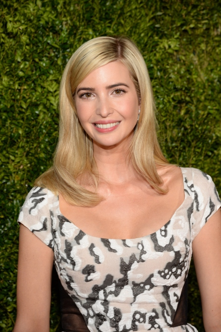 NEW YORK, NY - JUNE 07: Ivanka Trump attends the 2015 Tony Awards at Radio City Music Hall on June 7, 2015 in New York City. (Photo by Kevin Mazur/Getty Images for Tony Awards Productions)