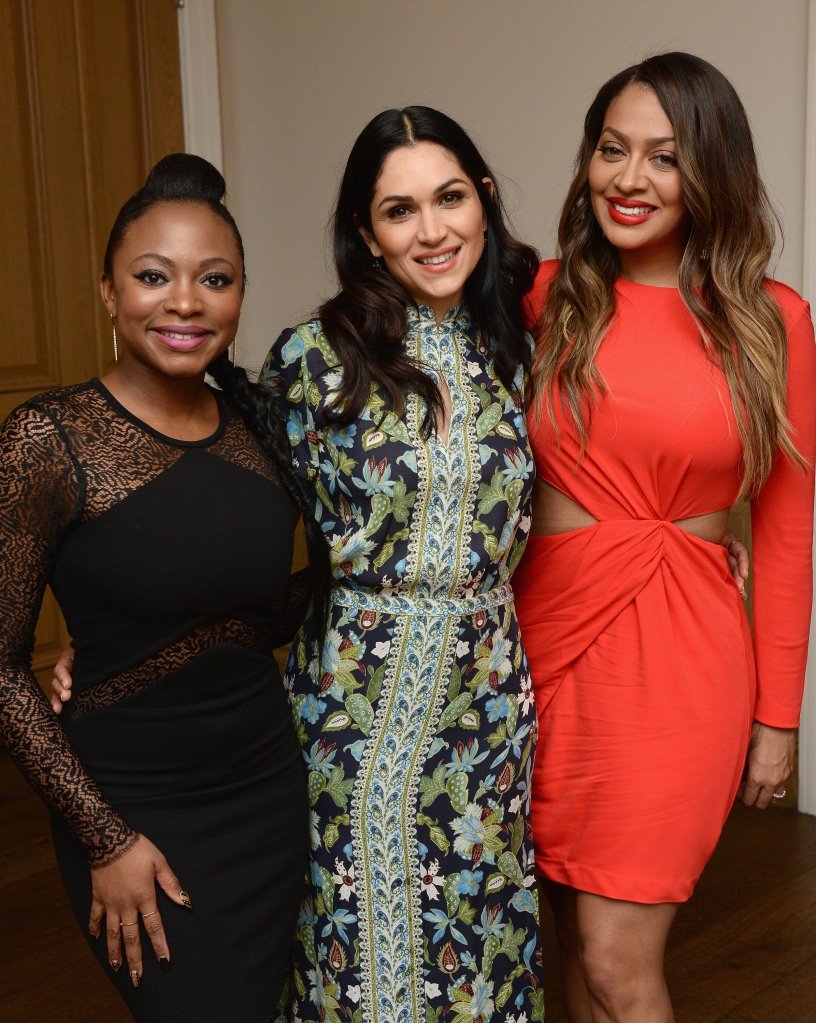 'Power' girls Naturi Naughton, Lela Loren and La La Anthony (Andrew Toth/Getty Images)