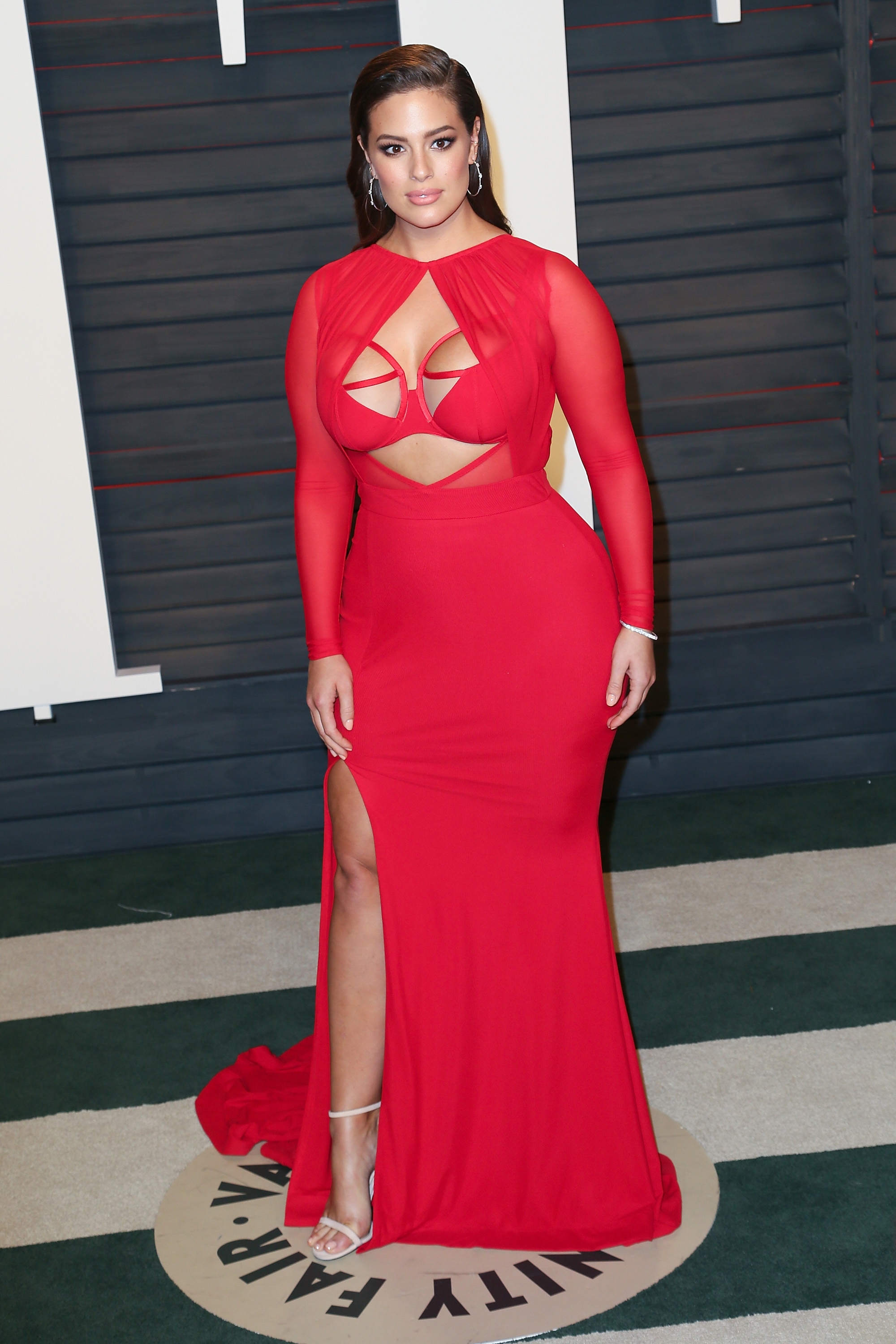 Angry Fans Are Calling Photoshop on Ashley Graham's 'Maxim' Cover