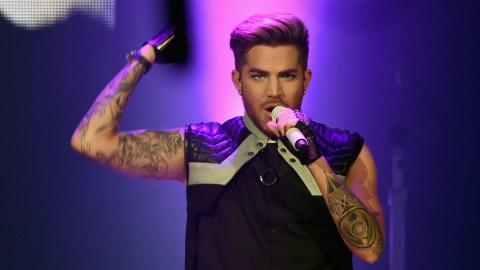 We Can't Stop Watching Adam Lambert's 'Idol' Performance    StyleCaster