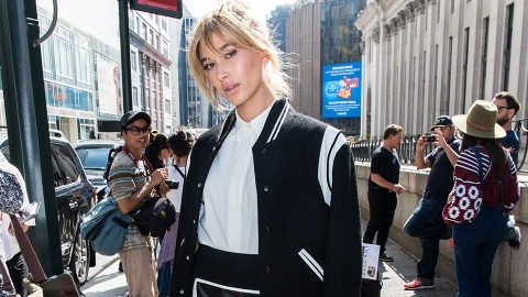 A Primer on Newly Minted IMG Model Hailey Baldwin's Personal Style | StyleCaster