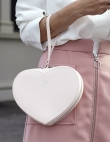 Street-Style Approved: Heart-Shaped Bags