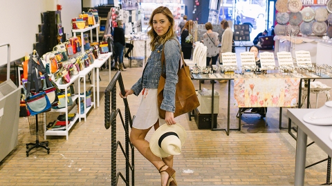 How to Spend a Day in NYC Like a Style Star | StyleCaster