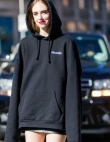 20 Street Style-Approved Ways to Wear a Hoodie
