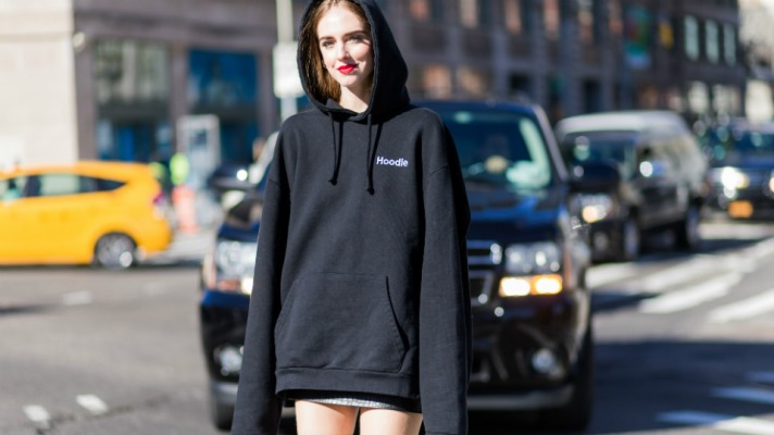 20 Street Style-Approved Ways to Wear a Hoodie, Plus 10 to Shop Now