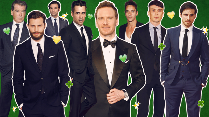 Behold, the Hottest Irish Men in Hollywood