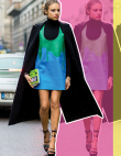 How to Keep Wearing Your Summer Dresses When It's Cold