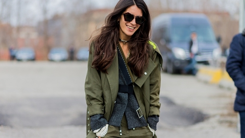 The Two-for-One Trick to Transitional Dressing | StyleCaster