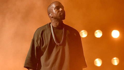 It Looks Like Kanye's #Blessing Us with More New Music | StyleCaster