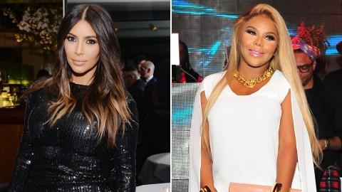 Kim Kardashian and Lil' Kim Can Do Carpool Karaoke Too, You Guys | StyleCaster