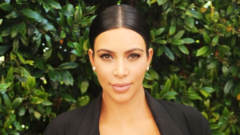 Kim Just Shared Another (Adorable) Photo of Saint West | StyleCaster