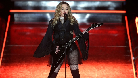 Here's a Good Reason to NEVER See Madonna Live   StyleCaster