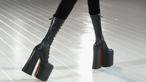 Platform Boots: Back and Higher than Ever    StyleCaster