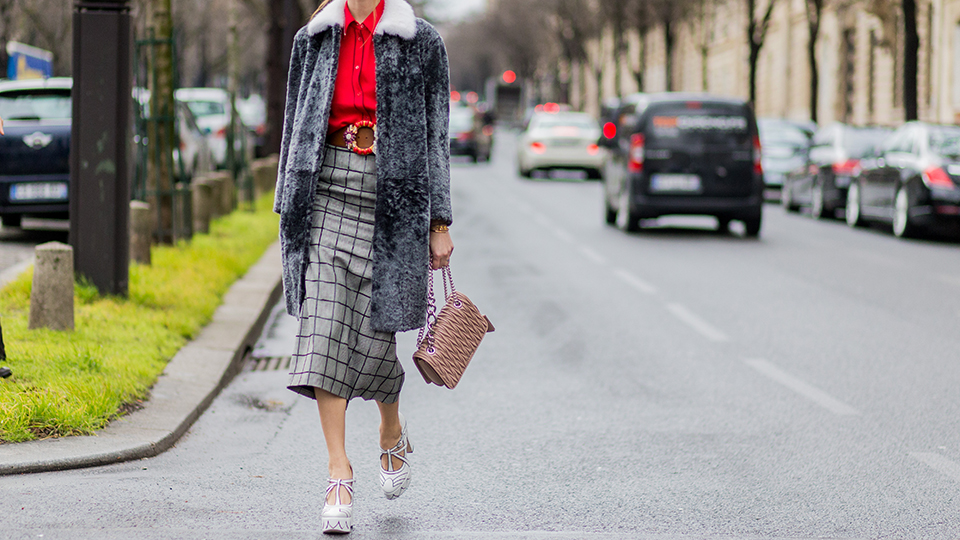 How to Ditch Your Tights and Still Stay Warm This Spring