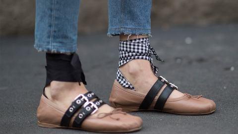 Ballet Flats Are Finally Getting the Upgrade They Deserve | StyleCaster