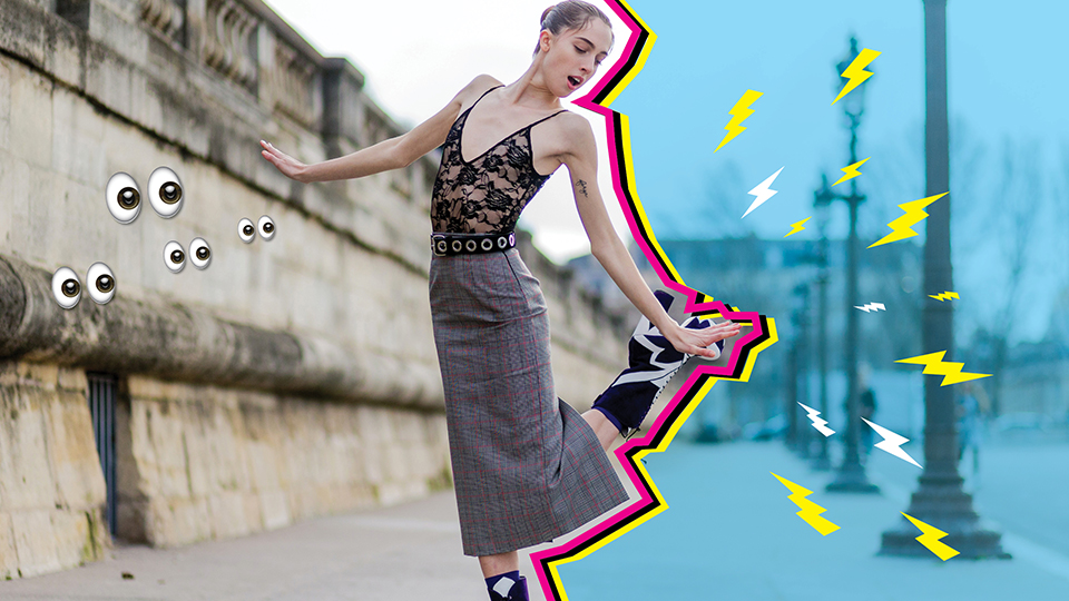 Introducing Modeling's New Class of Street Style Stars