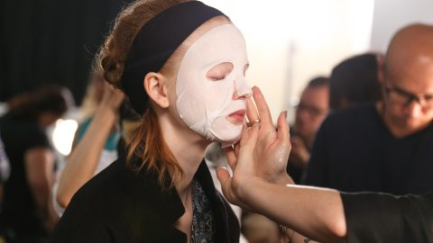 A Sheet-Mask Panacea to Absolve You of Your Skin-Care Sins | StyleCaster