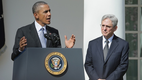 President Obama Nominates Merrick Garland to the Supreme Court | StyleCaster