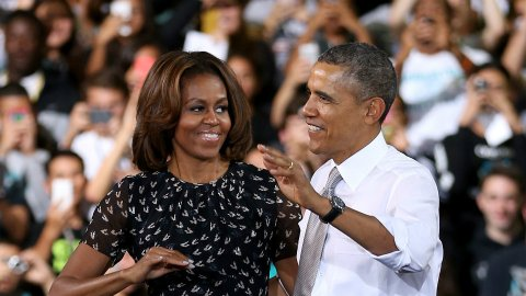 Here's President Obama and the First Lady Dancing the Tango  | StyleCaster