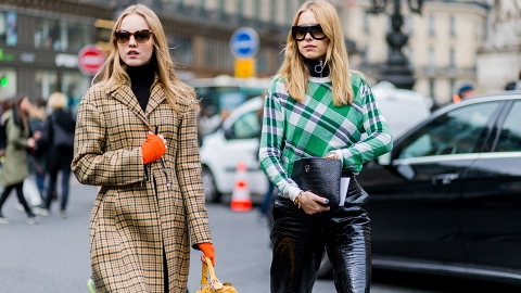 23 Unpreppy Ways to Wear Plaid This Season | StyleCaster