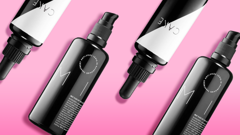 Shop This Minimalist Hair-Care Line for the Packaging, Stay for the Products | StyleCaster