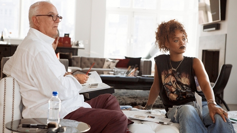 Stop What You're Doing: Rihanna x Manolo Blahnik Is Happening | StyleCaster