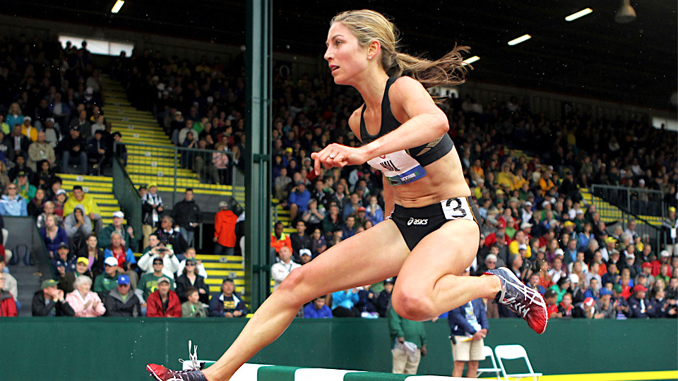 sara hall running2 What It Takes to Eat and Work Out Like Pro Track Star Sara Hall