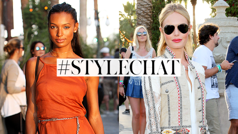 PSA: Join Our #StyleChat Event Tomorrow ALL About Festival Dressing   StyleCaster