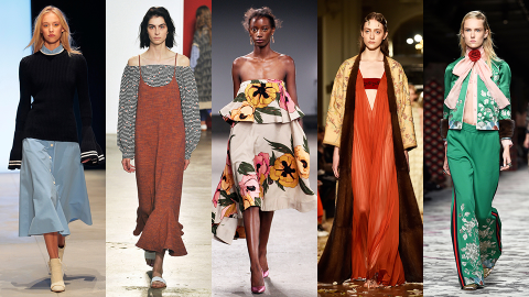 31 Styling Tricks to Steal from the Spring Runway | StyleCaster