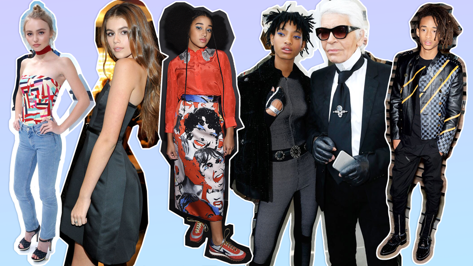 teen high fashion Cool Teens and High Fashion: Inside Luxury Brands Love Affair with the Instagram Generation