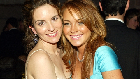Happening: Tina Fey Is Hard at Work on the 'Mean Girls' Musical | StyleCaster