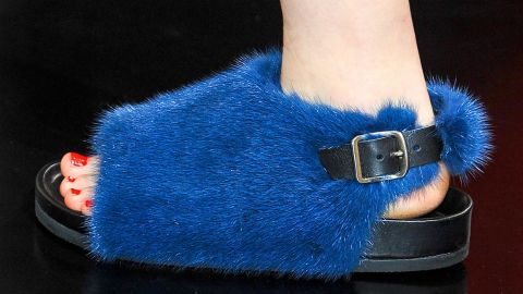 A Brief History of Fashion's Obsession with Ugly-Chic Shoes  | StyleCaster