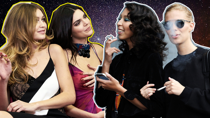 Good Girls vs. New Rebels: Breaking Down Fashion's Very Obvious Cliques