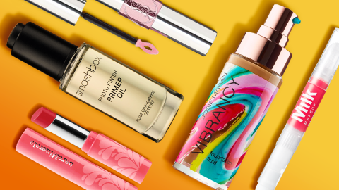 Yes, Oil Is Showing Up in Your Makeup—Don't Be Afraid! | StyleCaster