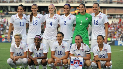 The World's Top Female Soccer Players Are Suing over Massive Pay Gap | StyleCaster