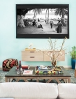 Take a Tour of Whitney Port's Enviable Screening Room