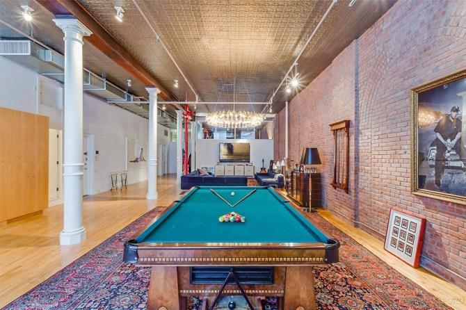 Adam Levine and Behati Prinsloo's apartment for sale